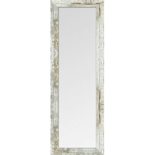 Espejo rectangular harry beige 154 x 52 cm