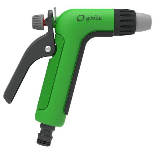 Pistola de riego geolia regulable 1 posición