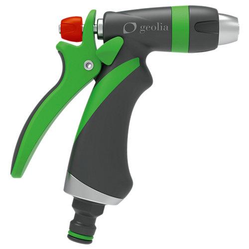 Pistola de riego geolia metal3 posiciones