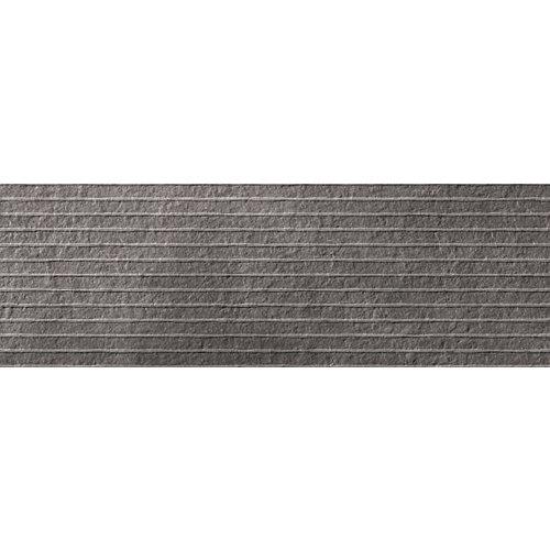 Azulejo cerámico caen 20x60 buron anthracite
