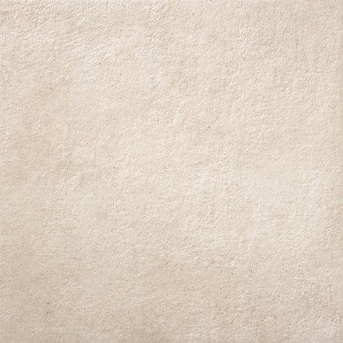 Peldaño porcelana beige de 61x61x2 cm