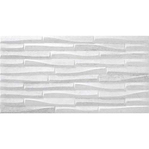 Pavimento / revestimiento porcelánico sunset 31.6x60.8 craft-white