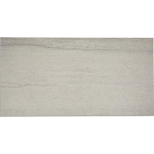 Pavimento / revestimiento cerámico sunset 31.6x60.8 white c1