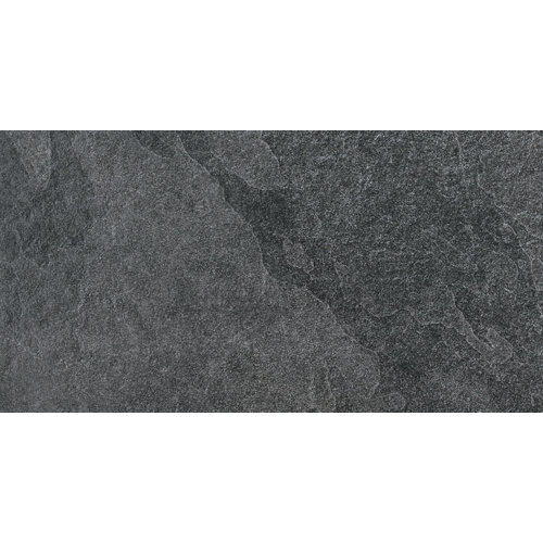 Pavimento / revestimiento cerámico axis 31.6x60.8 negro c3 antideslizante