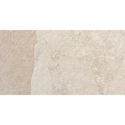 Pavimento / revestimiento cerámico axis 31.6x60.8 cream c3 antideslizante