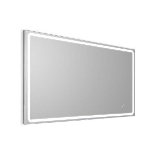 Espejo de baño con luz led mia 120 x 80 cm