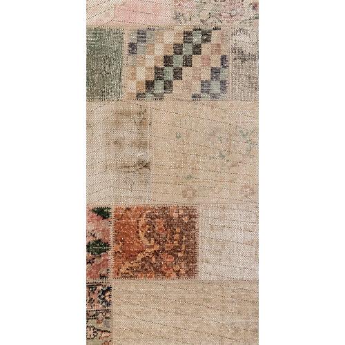 Alfombra marrón pvc marrakech 3694 60 x 120cm