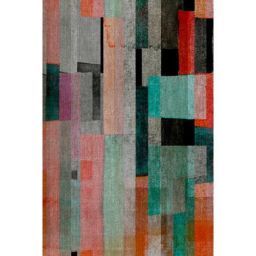 Alfombra multicolor pvc mix 3766 120 x 180cm