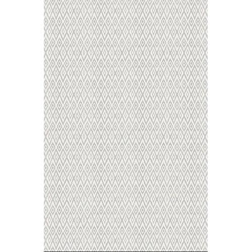 Alfombra gris pvc jaipur 195 x 300cm