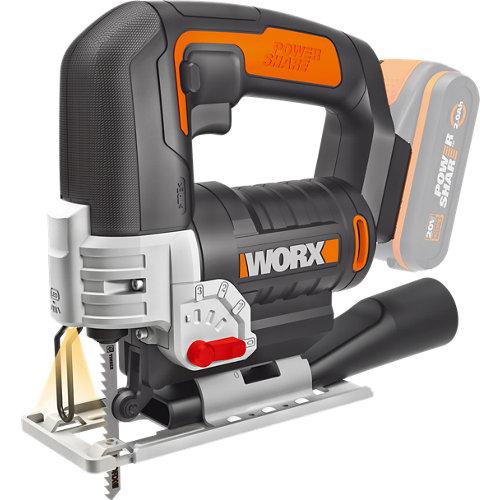 Sierra calar sin cable pendular worx wx543.9 de 20v