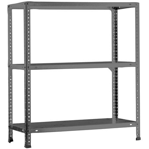 Estanteria con tornillos metalica advantage gris 3/30