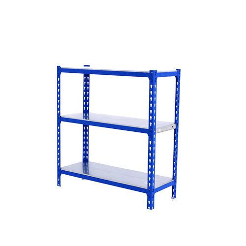 Estanteria sin tornillos simonclick azul plus 3/30