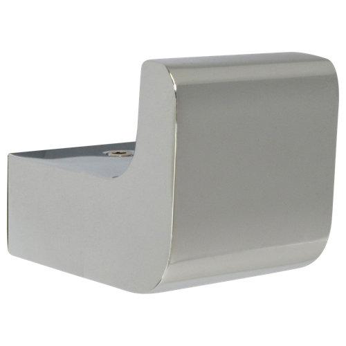 Percha de baño yass gris / plata brillante