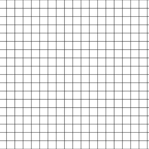 Papel pintado cuadrados blancos pizarra 5 m²