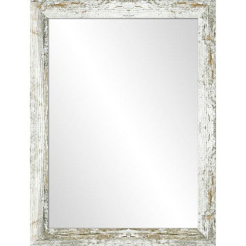 Espejo rectangular harry blanco 80 x 60 cm