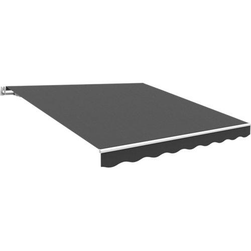 Comprar Toldo con extensión kronos essencial gris 300x200 cm