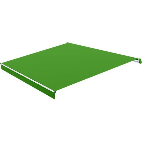 Toldo kronos ray green 300x200 cm