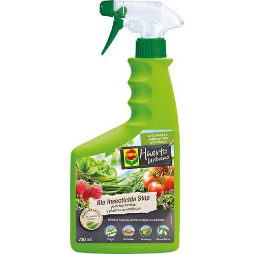 Insecticida bio stop compo para uso ecológico 750ml