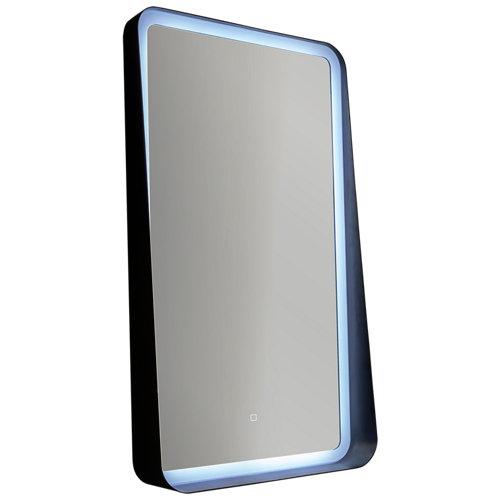Espejo de baño con luz led kremlin 50 x 90 cm
