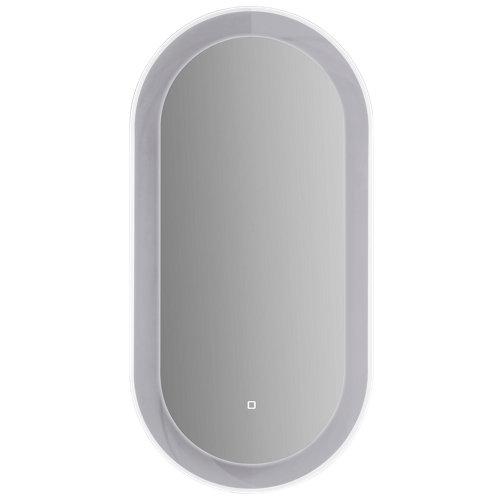 Espejo de baño con luz led rijs 40 x 80 cm