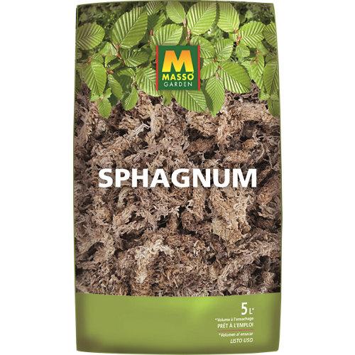 Turba de sphagnum massó 5l