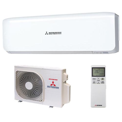 Aire acondicionado 1x1 mitsubishi srk25zs premium 2150 fg bl