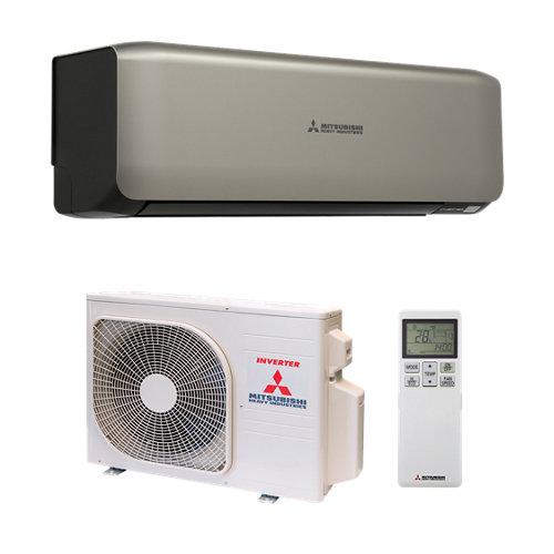 Aire acondicionado 1x1 mitsubishi srk25zs premium 2150 fg tn