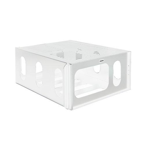 Soporte proyector sprbox-568b fonestar caja seguridad blanco