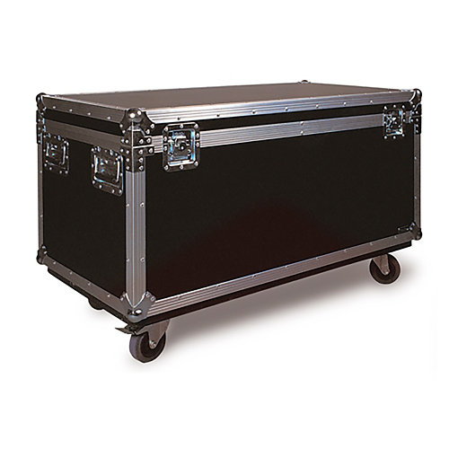 Mueble de transporte flight case frc-263 fonestar negro