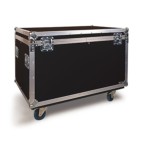 Mueble de transporte flight case frc-267 fonestar negro