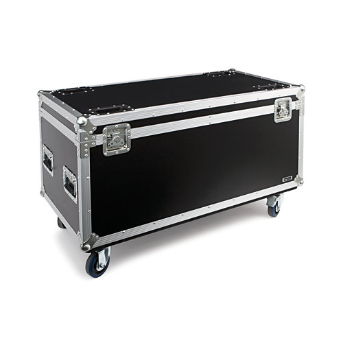 Mueble de transporte flight case frc-262a fonestar negro
