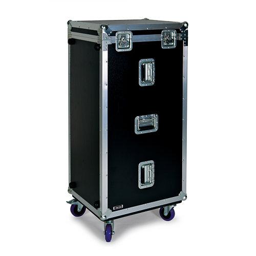 Baúl de transporte para pies de micro frc-271 fonestar negro