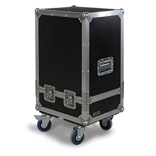 Caja de transporte para altavoz fal-12 fonestar negro