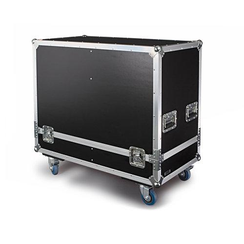 Caja de transporte para altavoz fal-24d fonestar negro