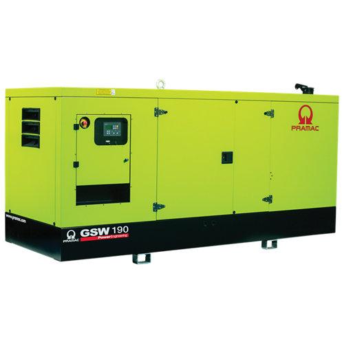 Generador pramac generador pramac gsw190i automático diésel de 136180 w