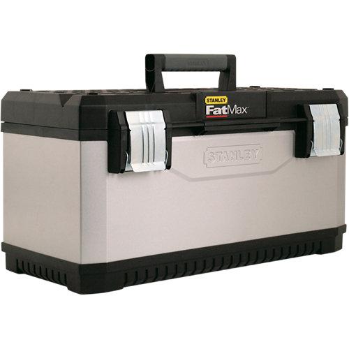 Caja de herramientas stanley fatmax con capacidad de litros