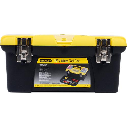 Caja de herramientas stanley con capacidad de litros
