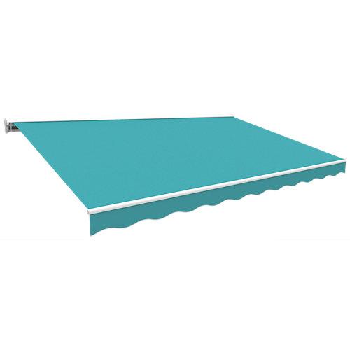 Toldo kronos semicofre ray azul 400x250 cm