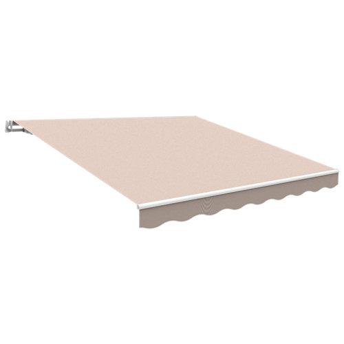 Comprar Toldo con extensión kronos essencial arena 350x250 cm