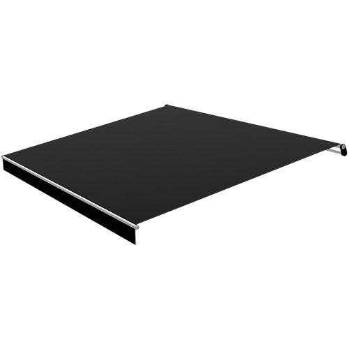 Toldo kronos noe alux gris 350x250 cm