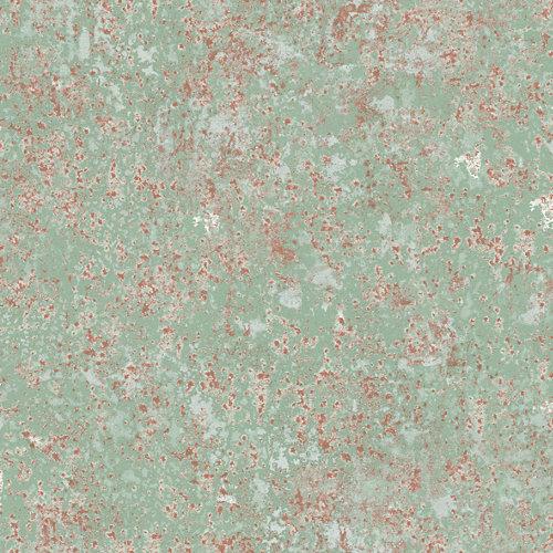 Papel estuco verde 5,3 m²