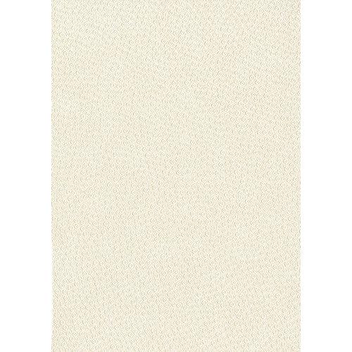 Papel pintado glint blanco roto 5 m²