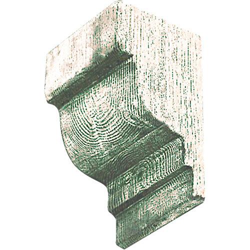 Ménsula de 14,5 x x 11 cm