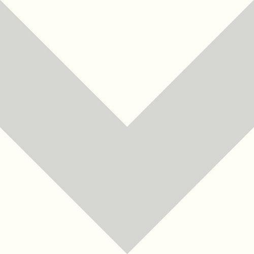 Papel pintado adhesivo espiga gris 2,6 m²