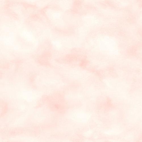 Papel pintado adhesivo nubes rosa 2,6 m²