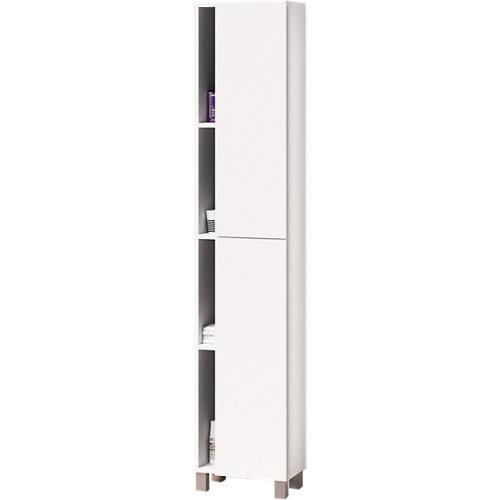 Columna de baño open blanco 35x181x25cm