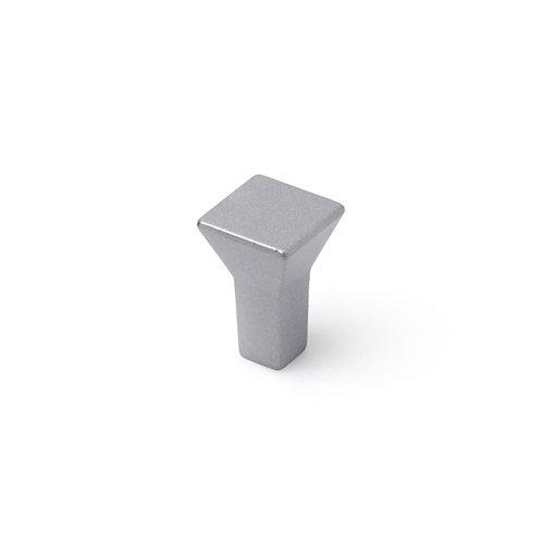 Tirador de zamak aluminio, medidas: 15x24mm
