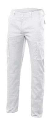 Pantalon Pintor Blanco Leroy Merlin