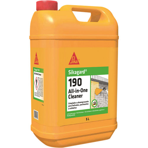 Protector sikagard 190 all in one cleaner 5l