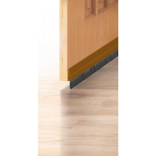 Burlete bajo de puerta 100 cm